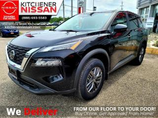 Used 2021 Nissan Rogue S  - Heated Seats -  Android Auto - $179 B/W for sale in Kitchener, ON