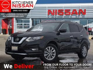 Used 2020 Nissan Rogue SV w/Moonroof  DEMO l AWD l REAR CAM for sale in Kitchener, ON