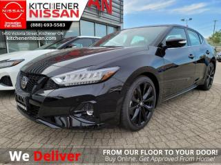 Used 2021 Nissan Maxima SR  - Cooled Seats -  Navigation - $273 B/W for sale in Kitchener, ON