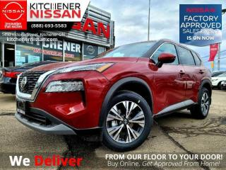New 2021 Nissan Rogue SV  - Sunroof -  Heated Seats - $214 B/W for sale in Kitchener, ON