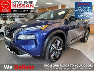 New 2021 Nissan Rogue Platinum  -  Navigation -  Leather Seats - $268 B/W for sale in Kitchener, ON