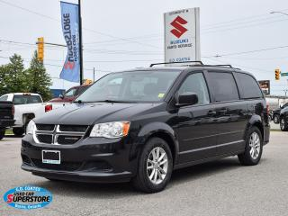 Used 2016 Dodge Grand Caravan SXT ~DVD ~Camera ~Bluetooth ~Full Stow 'N Go for sale in Barrie, ON