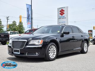 Used 2012 Chrysler 300 Touring ~Dual Zone Air ~Fog Lamps ~Alloys ~LOW KM! for sale in Barrie, ON