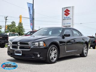 Used 2014 Dodge Charger SXT ~8-Speed ~Heated Seats ~Moonroof ~Bluetooth for sale in Barrie, ON