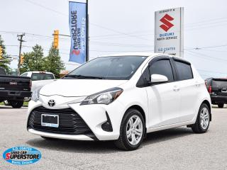 Used 2019 Toyota Yaris LE ~Heated Seats ~Backup Camera ~Bluetooth ~Alloys for sale in Barrie, ON