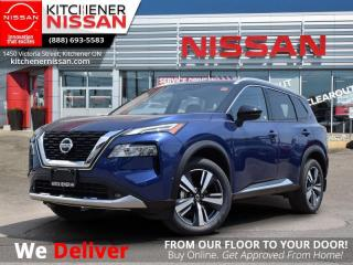 Used 2021 Nissan Rogue Platinum  -  Navigation -  Leather Seats - $253 B/W for sale in Kitchener, ON