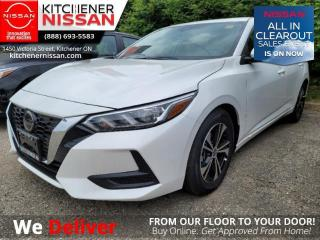 New 2021 Nissan Sentra SV  - Sunroof - $158 B/W for sale in Kitchener, ON