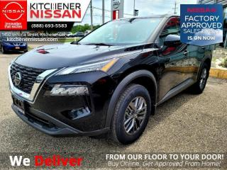 New 2021 Nissan Rogue S  - Heated Seats -  Android Auto - $205 B/W for sale in Kitchener, ON