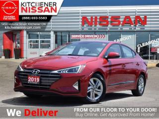 Used 2019 Hyundai Elantra Preferred  AT   - CLEAN CARFAX | ONE OWNER | BACKUP CAM for sale in Kitchener, ON