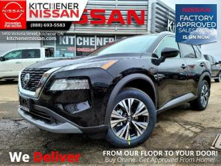 New 2021 Nissan Rogue SV w/ Premium Package  - Premium Package - $240 B/W for sale in Kitchener, ON