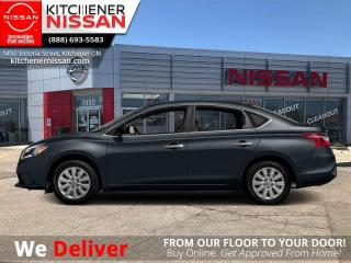 Used 2017 Nissan Sentra 1.8 SV   - AS-IS SPECIAL | YOU CERTIFY, YOU SAVE! for sale in Kitchener, ON