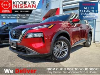 New 2021 Nissan Rogue S  - Heated Seats -  Android Auto - $208 B/W for sale in Kitchener, ON
