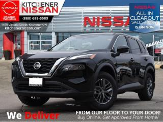 New 2021 Nissan Rogue S  - Heated Seats -  Android Auto - $182 B/W for sale in Kitchener, ON