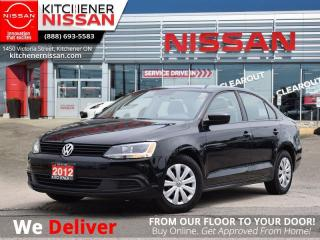 Used 2012 Volkswagen Jetta 2.0 Trendline  - AS-IS SPECIAL | YOU CERTIFY, YOU SAVE! for sale in Kitchener, ON