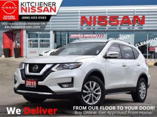 Used 2019 Nissan Rogue AWD SV   - ONE OWNER | CLEAN CARFAX | LOW KM for sale in Kitchener, ON