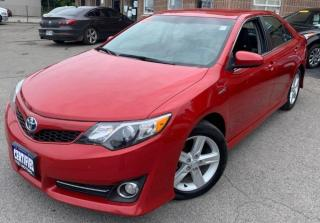 Used 2014 Toyota Camry HYBRID 4dr Sdn SE for sale in St. Catharines, ON
