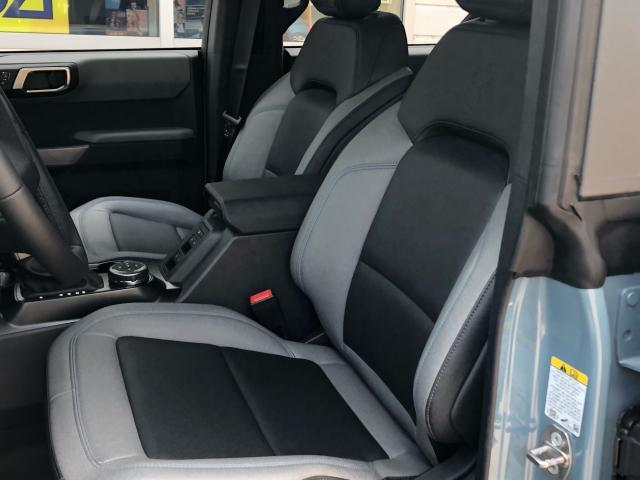 2021 Ford Bronco 4D ADVANCED BLACK DIAMOND