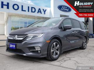 Used 2019 Honda Odyssey EX-L RES for sale in Peterborough, ON