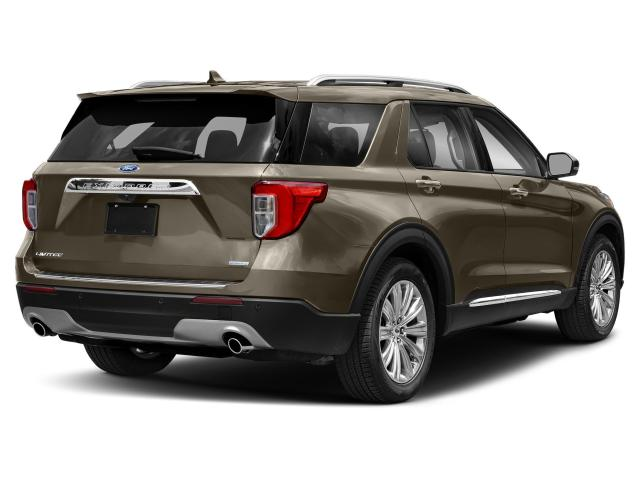 2021 Ford Explorer Limited AWD