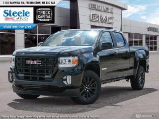 New 2021 GMC Canyon 4WD Elevation for sale in Fredericton, NB