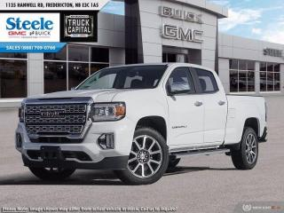 New 2021 GMC Canyon 4WD Denali for sale in Fredericton, NB