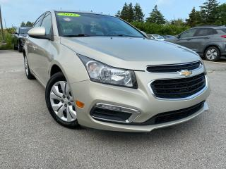 Used 2015 Chevrolet Cruze LT for sale in Dayton, NS