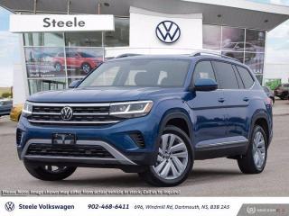 New 2021 Volkswagen Atlas HIGHLINE for sale in Dartmouth, NS