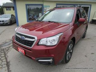 Used 2017 Subaru Forester ALL-WHEEL DRIVE TOURING-EDITION 5 PASSENGER 2.5L - SOHC.. X-MODE-PACKAGE.. HEATED SEATS.. BACK-UP CAMERA.. POWER SUNROOF.. BLUETOOTH SYSTEM.. for sale in Bradford, ON
