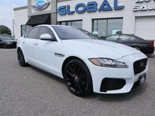 Used 2017 Jaguar XF -Series S for sale in Ottawa, ON