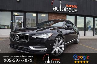 Used 2017 Volvo S90 T6 Inscription W/No Accidents for sale in Concord, ON