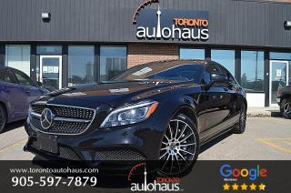 Used 2017 Mercedes-Benz CLS-Class CLS550 4MATIC I AMG STYLING I LOADED I CLEAN for sale in Concord, ON