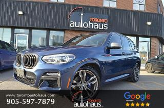 Used 2018 BMW X3 M40i I NO ACCIDENTS I PREM. ENHANCED for sale in Concord, ON