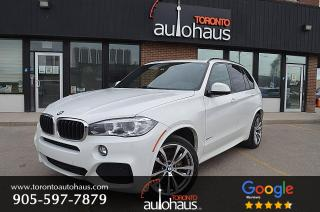 Used 2017 BMW X5 XDrive35id I DIESEL I M-PKG I NO ACCIDENTS for sale in Concord, ON
