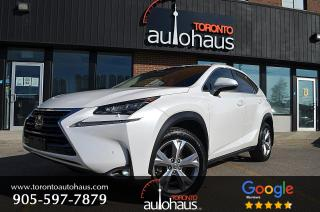 Used 2017 Lexus NX 200t EXECUTIVE PKG I NO ACCIDENTS I 1 OWNER for sale in Concord, ON