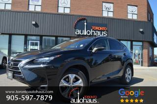 Used 2017 Lexus NX 200t EXECUTIVE PKG I HUD I NAVI I LDW for sale in Concord, ON