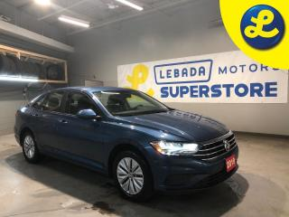 Used 2019 Volkswagen Jetta Heated Cloth Seats * Back Up Camera * Apple Car Play * Android Auto Cruise Control * *Steering Wheel Controls * Auto Start/Stop * Eco Mode * Hands Fre for sale in Cambridge, ON