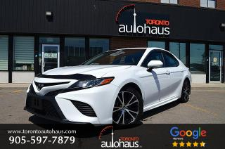Used 2018 Toyota Camry SE I SUNROOF I LEATHER I CLEAN CAR for sale in Concord, ON