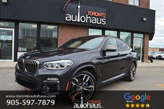 Used 2019 BMW X4 M40i I HUD I NAVI I NO CLAIMS for sale in Concord, ON