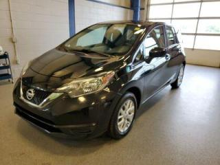 Used 2018 Nissan Versa Note SV for sale in Moose Jaw, SK