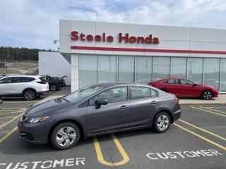 Used 2014 Honda Civic SEDAN LX for sale in St. John's, NL