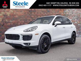 Used 2018 Porsche Cayenne Platinum Edition for sale in Halifax, NS