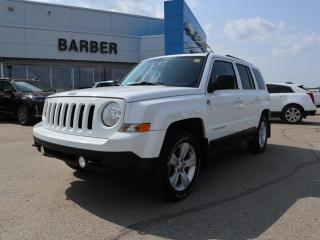 Used 2014 Jeep Patriot 4x4 Sport / North for sale in Weyburn, SK