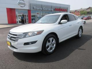 Used 2011 Honda Accord Crosstour EX-L for sale in Peterborough, ON