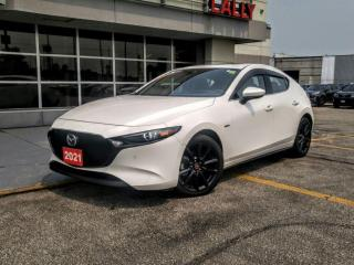 Used 2021 Mazda MAZDA3 100th Anniversary Edition 100th Anniversary Edt #3.99% rate #LOADED #AWD for sale in Chatham, ON