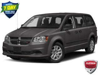 Used 2020 Dodge Grand Caravan Premium Plus Dealer Demonstrator for sale in St. Thomas, ON