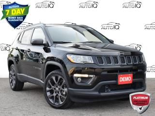 Used 2021 Jeep Compass North Dealer Demonstrator for sale in St. Thomas, ON