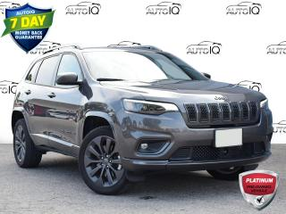 Used 2021 Jeep Cherokee Limited Dealer Demonstrator for sale in St. Thomas, ON