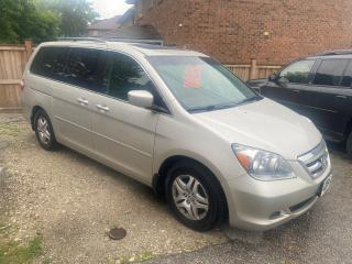 Used 2006 Honda Odyssey EX-L for sale in Mississauga, ON