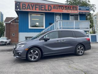 Used 2018 Honda Odyssey EX 8 PASSENGER for sale in Barrie, ON