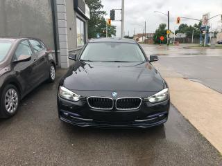 Used 2016 BMW 3 Series 320i xDrive for sale in Hamilton, ON